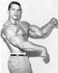 Arnold Schwarzenegger early photo