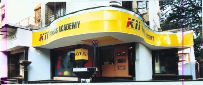 k11 fitness acedemy